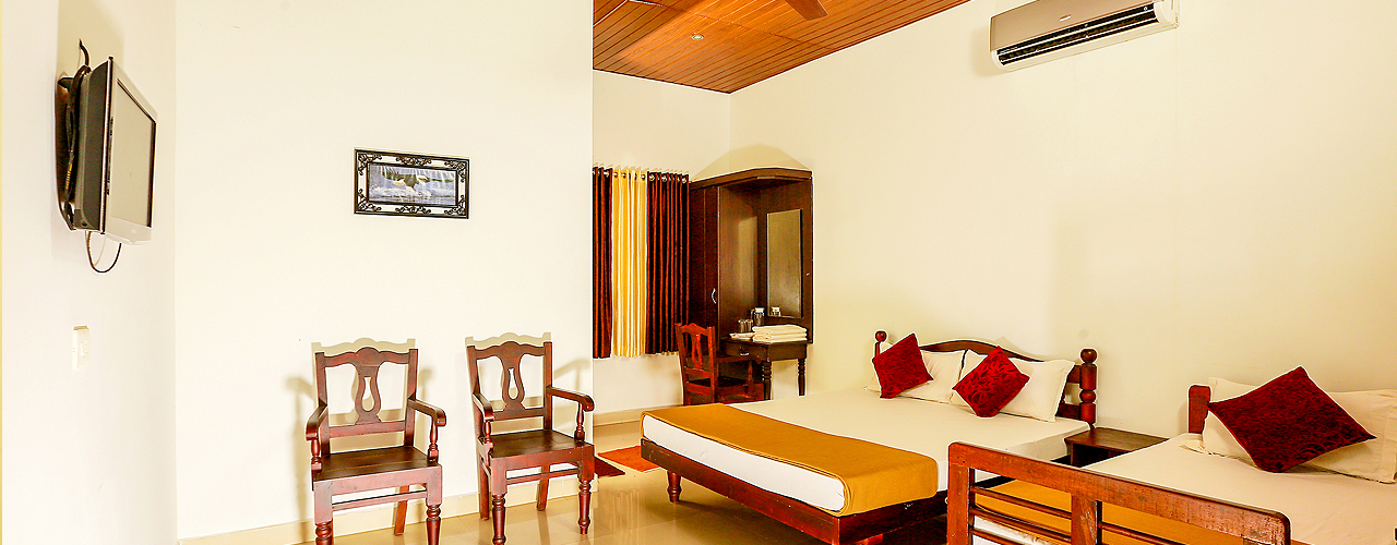 Beach Accommodation in Alleppey, Kerala