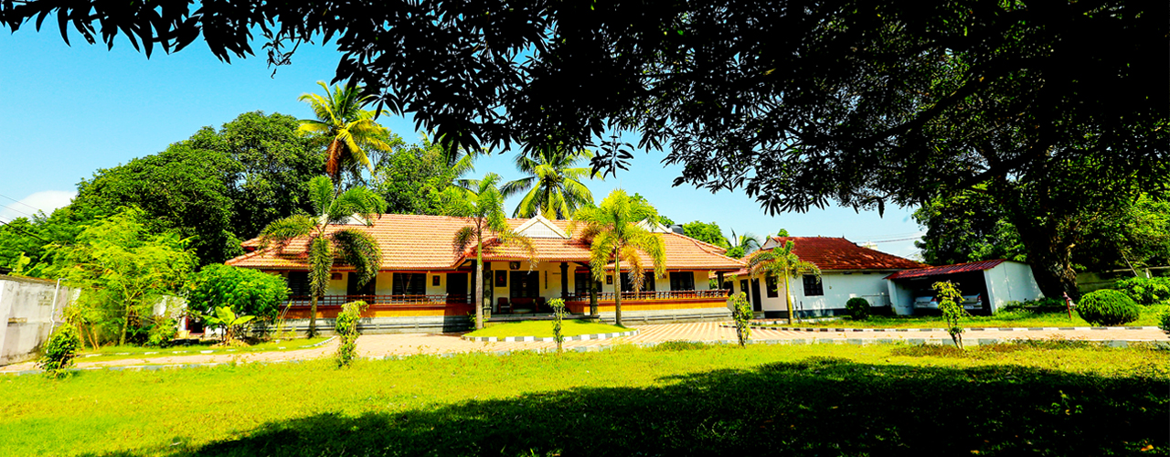 Beach Resort in Alleppey, Kerala